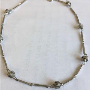 Vintage necklace, choker style